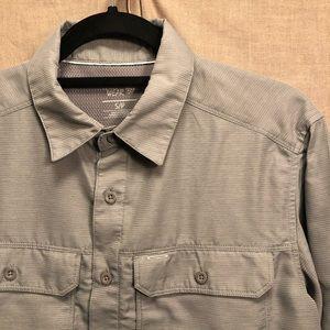 Mountain Hardwear Men's Canyon Long Sleeve Shirt S